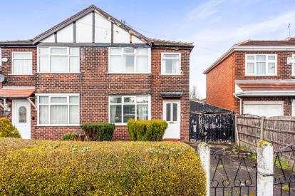 2 Bedrooms Semi Detached House for sale in Walton Avenue, Penketh, Warrington, Cheshire