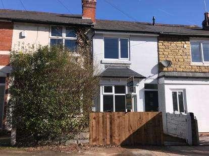 2 Bedrooms Terraced House for sale in Harborne Park Road, Birmingham, West Midlands