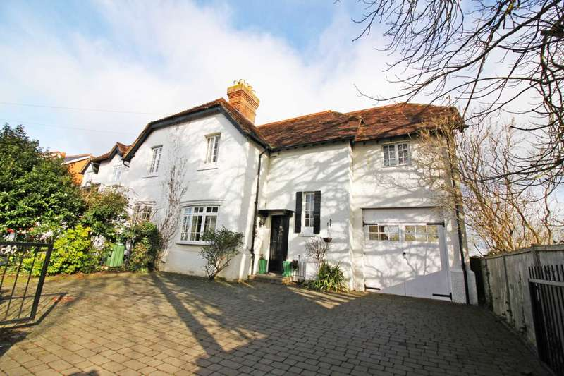3 Bedrooms Cottage House for sale in Winterbrook Lane, Wallingford