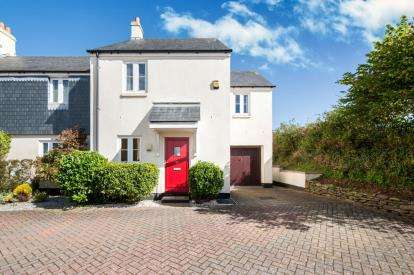 3 Bedrooms End Of Terrace House for sale in East Allington, Totnes