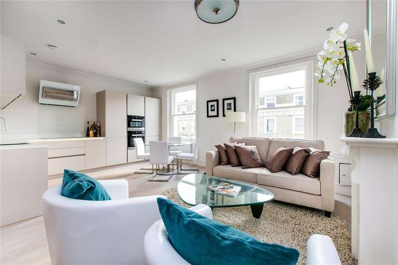 2 Bedrooms Flat for sale in Harcourt Terrace, Chelsea