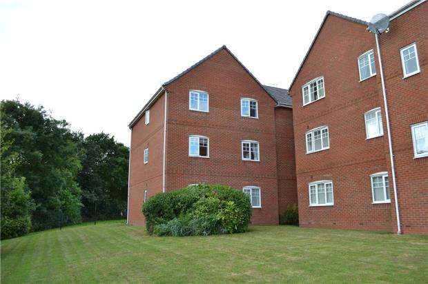 2 Bedrooms Flat for sale in Nickson Road, Tile Hill, Coventry, West Midlands