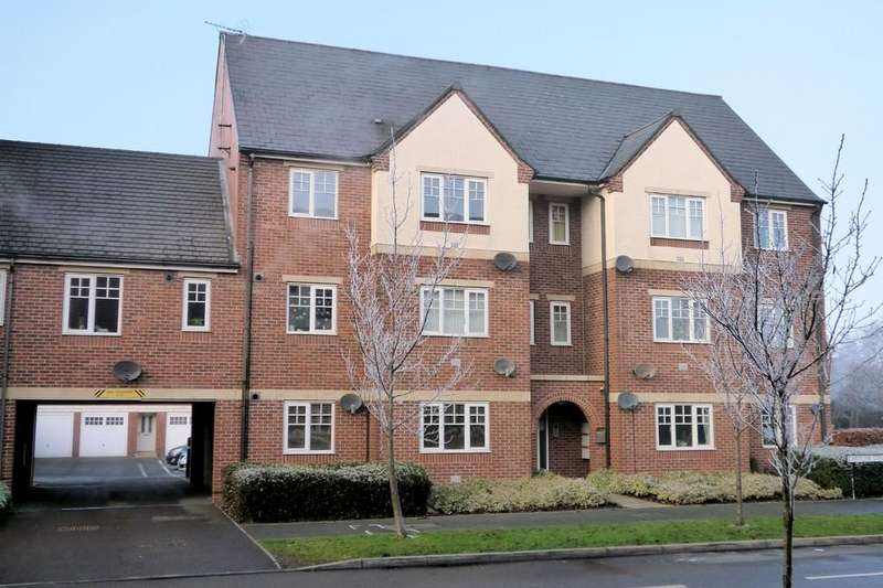 2 Bedrooms Apartment Flat for sale in Caroline Court, Burton-on-Trent