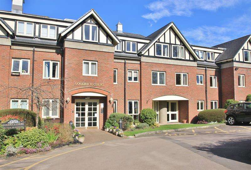 1 Bedroom Flat for sale in Goodrich Court, ROSS ON WYE