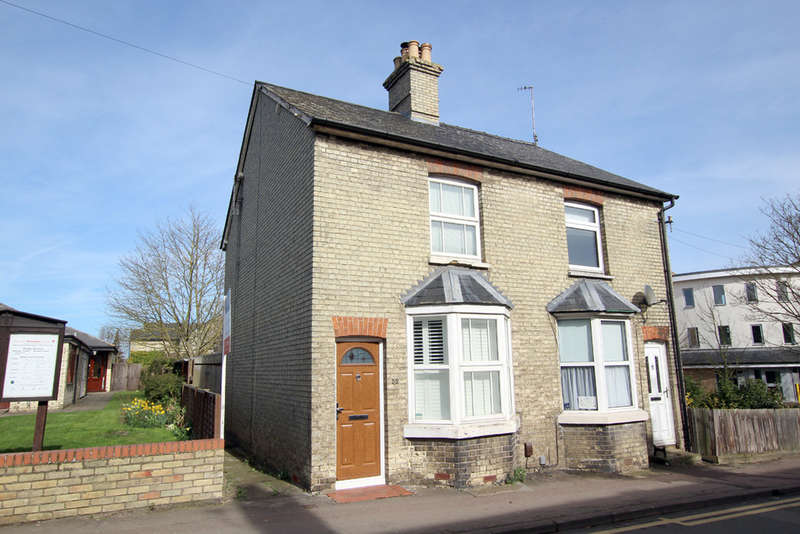 2 Bedrooms Semi Detached House for sale in Queens Road, Royston