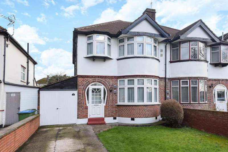 3 Bedrooms Semi Detached House for sale in Rochester Way, Blackheath, SE3
