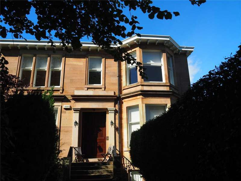 3 Bedrooms Apartment Flat for sale in Flat 1, 356 Albert Drive, Glasgow, Lanarkshire