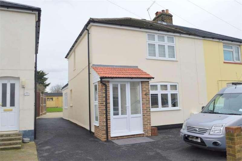 3 Bedrooms House for sale in Elm Road,Greenhithe,Kent