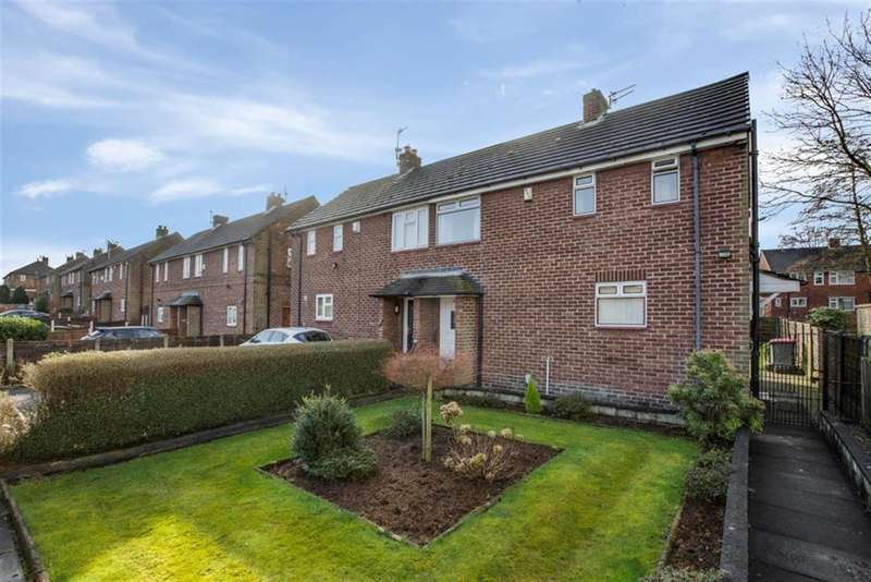 2 Bedrooms Semi Detached House for sale in Falcon Crescent, Swinton, Manchester, M27 8JG