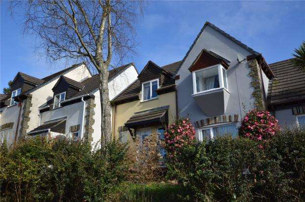 2 Bedrooms Terraced House for sale in Eastern Avenue, Liskeard, Cornwall