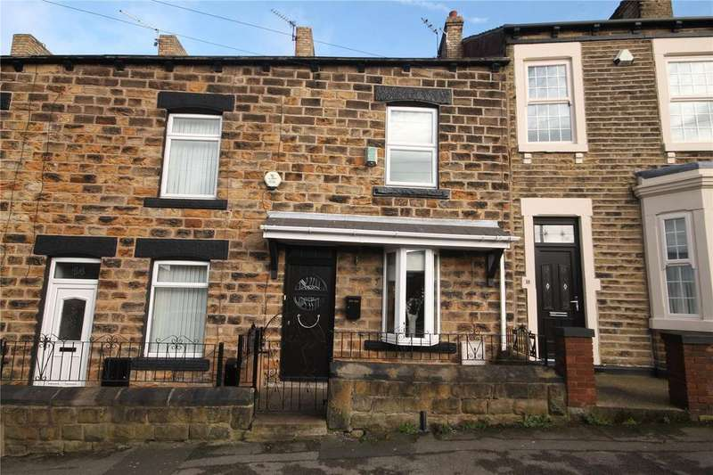 3 Bedrooms Terraced House for sale in Warren Quarry Lane, Barnsley, South Yorkshire, S70