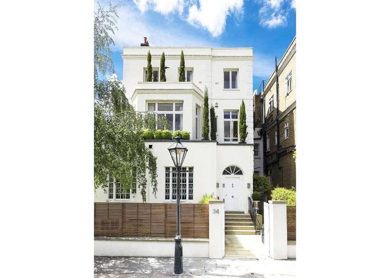 5 Bedrooms Flat for sale in Victoria Road, Kensington, London, W8