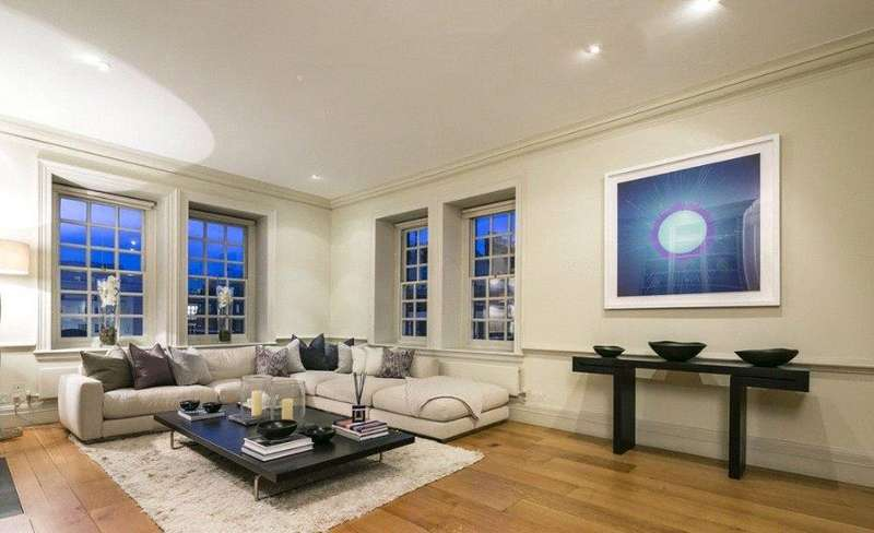 3 Bedrooms Apartment Flat for sale in Duke Street, London, W1K