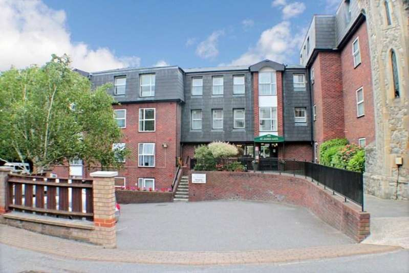 2 Bedrooms Apartment Flat for sale in St James's Gate, Palmerston Road
