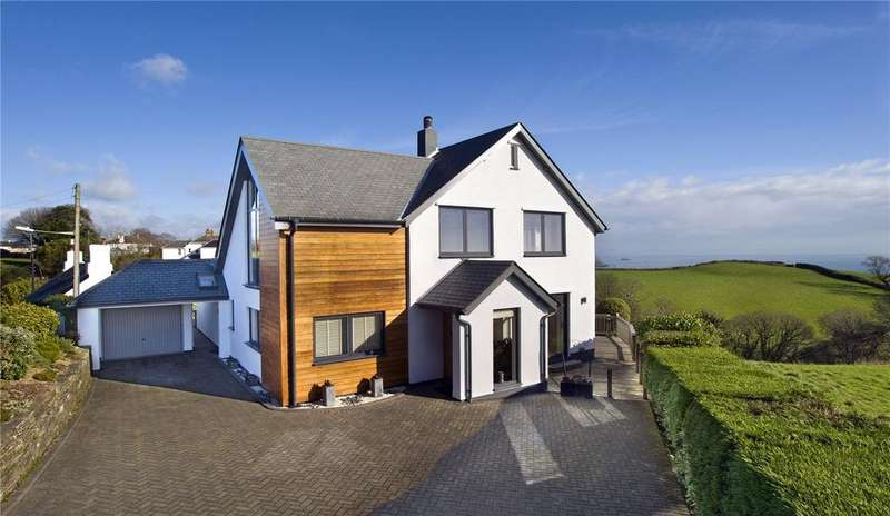 5 Bedrooms Detached House for sale in Strete, Dartmouth, Devon, TQ6