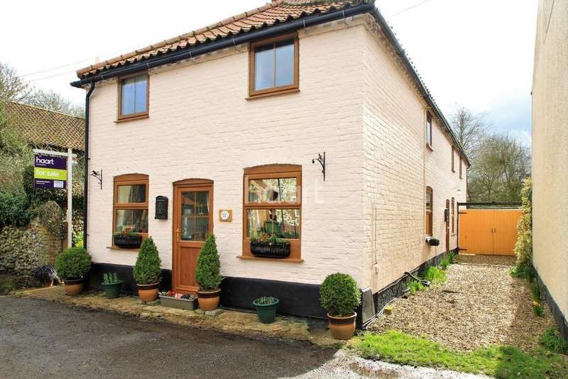 3 Bedrooms Semi Detached House for sale in Weasenham Road, Great Massingham