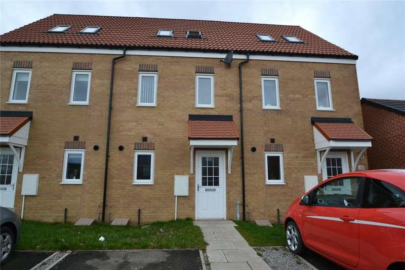 3 Bedrooms Terraced House for sale in Oxford Close, Peterlee, Co.Durham, SR8