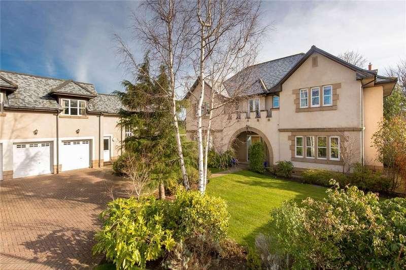 5 Bedrooms Detached House for sale in 1 Littlejohn Wynd, Greenbank Village, Edinburgh, EH10