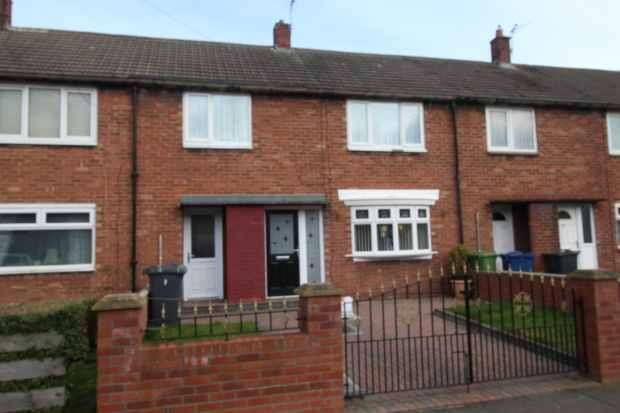 3 Bedrooms Terraced House for sale in Turner Avenue,, Tyne And Wear, NE34 8NT
