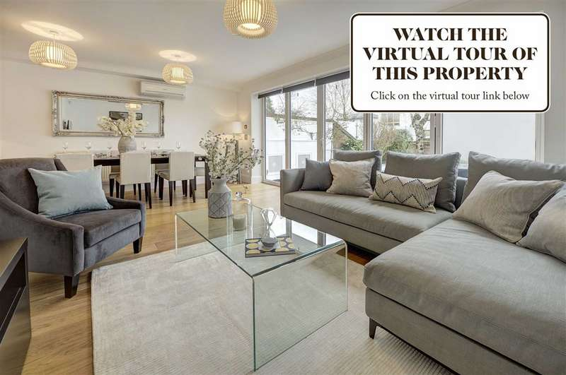 5 Bedrooms House for sale in Queensmead, London, NW8