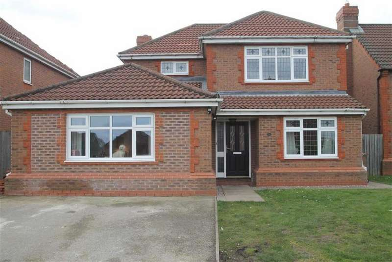 4 Bedrooms Detached House for sale in Brooke Close, Ewloe