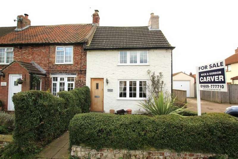 3 Bedrooms Terraced House for sale in Front Street, Appleton Wiske, North Yorkshire