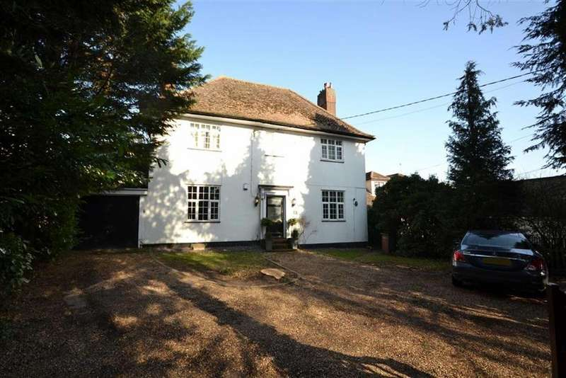 4 Bedrooms Detached House for sale in Maldon Road, Danbury Chelmsford, Essex