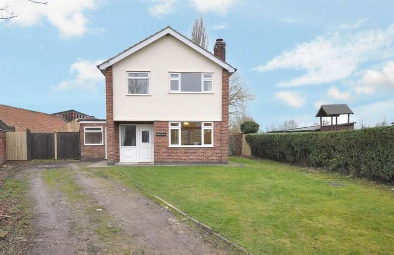 3 Bedrooms Detached House for sale in Main Street, Hickling, Melton Mowbray