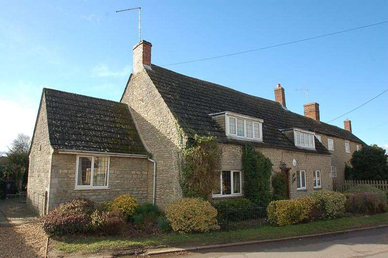 4 Bedrooms Cottage House for sale in Glapthorn, Near Oundle, PE8