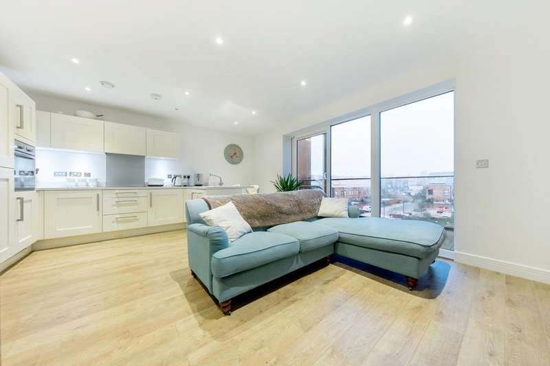 2 Bedrooms Flat for sale in The Old Dairy, Valley Road, SW16