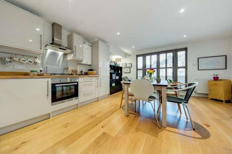 2 Bedrooms Flat for sale in Eardley Road, SW16