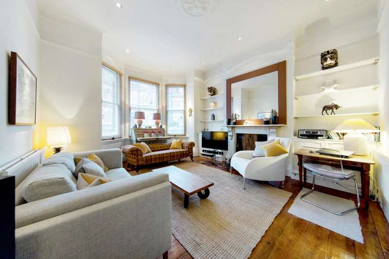 2 Bedrooms Flat for sale in Tierney Road, SW2
