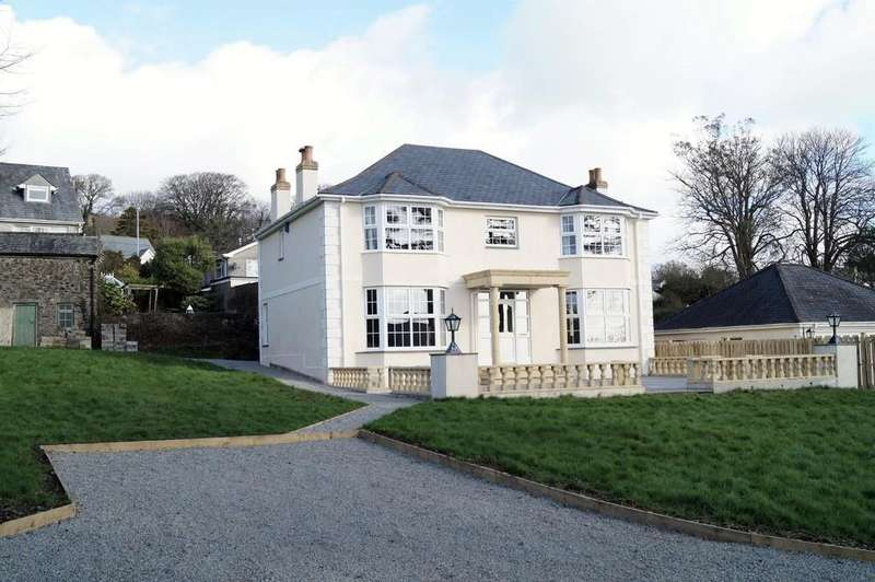 5 Bedrooms Detached House for sale in St Ann's Chapel, Gunnislake