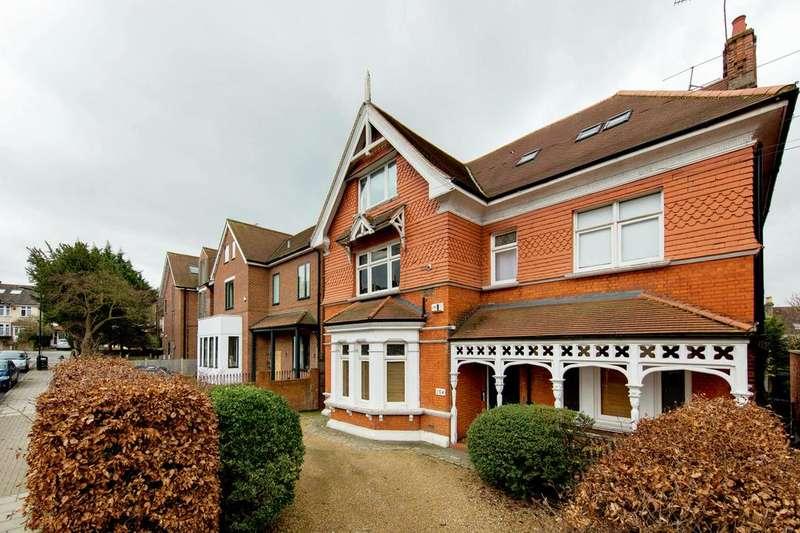 2 Bedrooms Flat for sale in Gleneldon Road, SW16