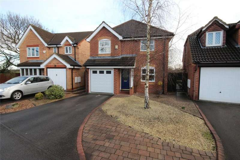 3 Bedrooms Detached House for sale in Clematis Avenue, Healing, DN41