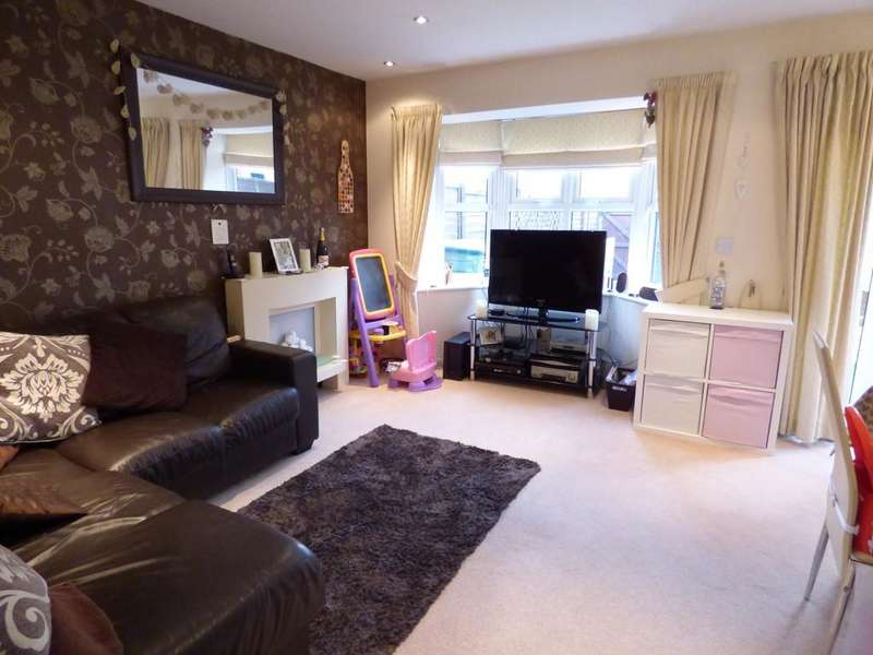 4 Bedrooms Town House for sale in Wordsworth Avenue, Stratford-Upon-Avon