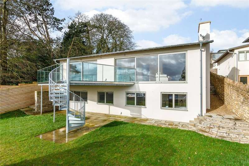 4 Bedrooms Detached House for sale in Granville Road, Bath, Somerset, BA1