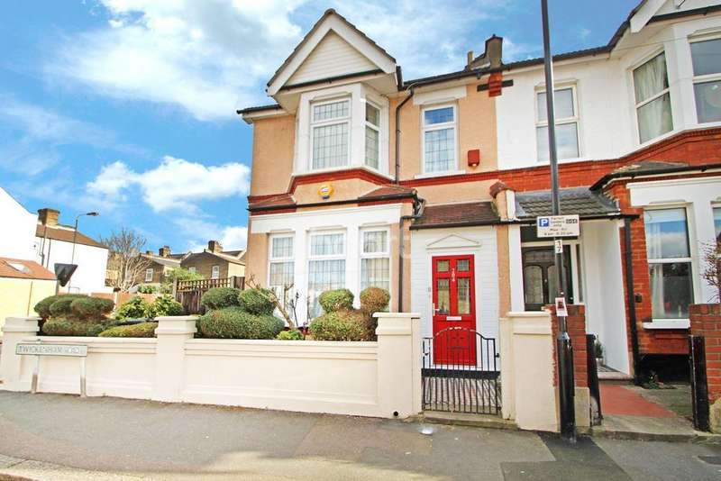 4 Bedrooms End Of Terrace House for sale in Twickenham Road