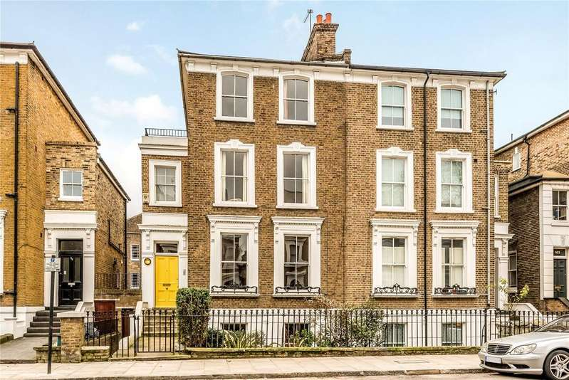 5 Bedrooms Semi Detached House for sale in Englefield Road, Islington, London, N1
