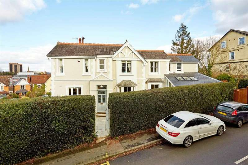 4 Bedrooms Semi Detached House for sale in Grovehill Road, Redhill, RH1