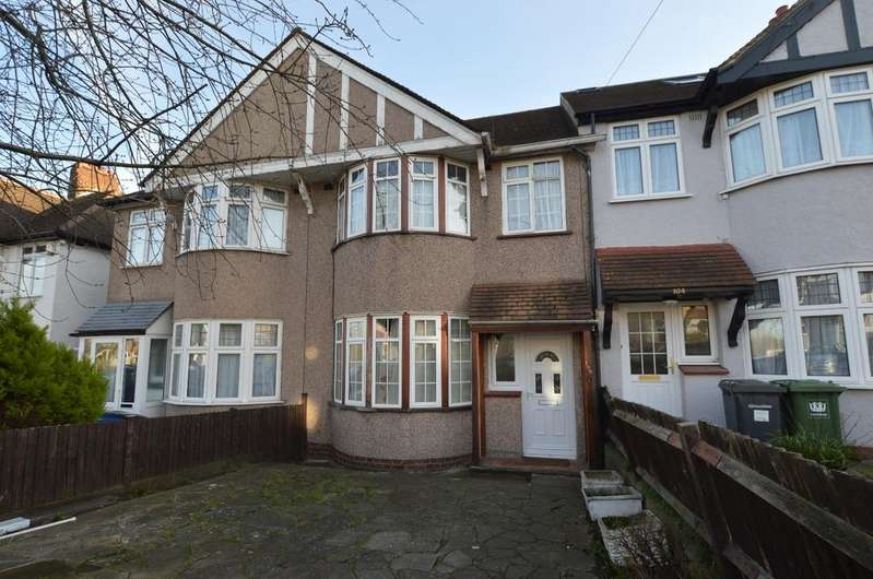 3 Bedrooms Terraced House for sale in Selworthy Road Catford SE6