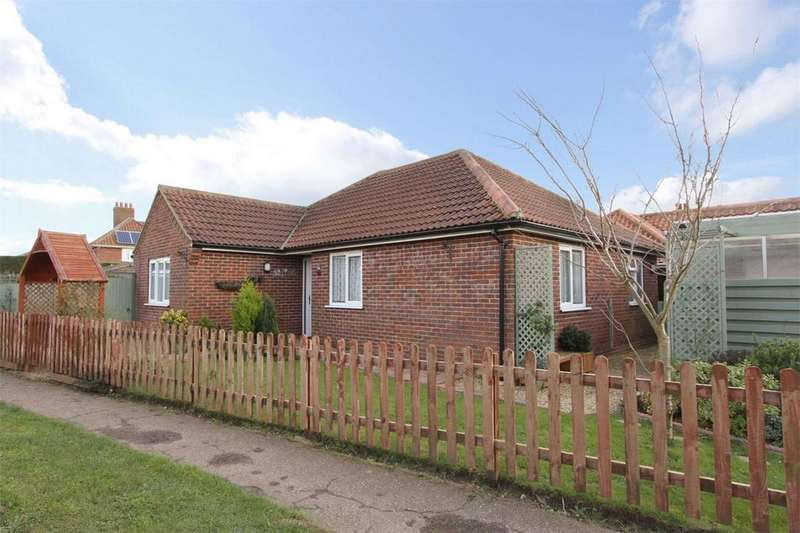 3 Bedrooms Detached Bungalow for sale in Hardingham Road, Hingham, Norfolk