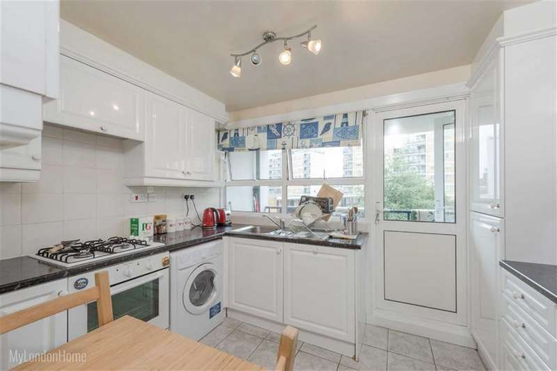 2 Bedrooms Property for sale in Chippendale House, Churchill Gardens, Pimlico, London, SW1V