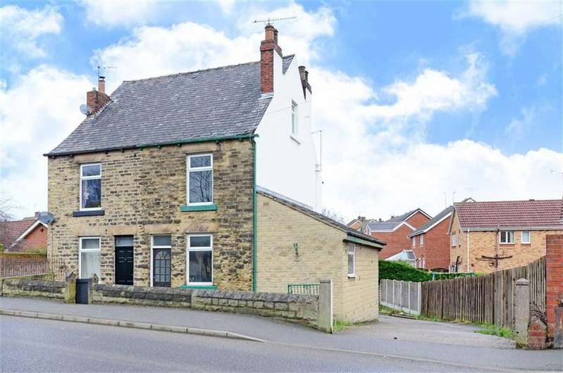 3 Bedrooms Semi Detached House for sale in 96, High Street, Mosborough, Sheffield, S20