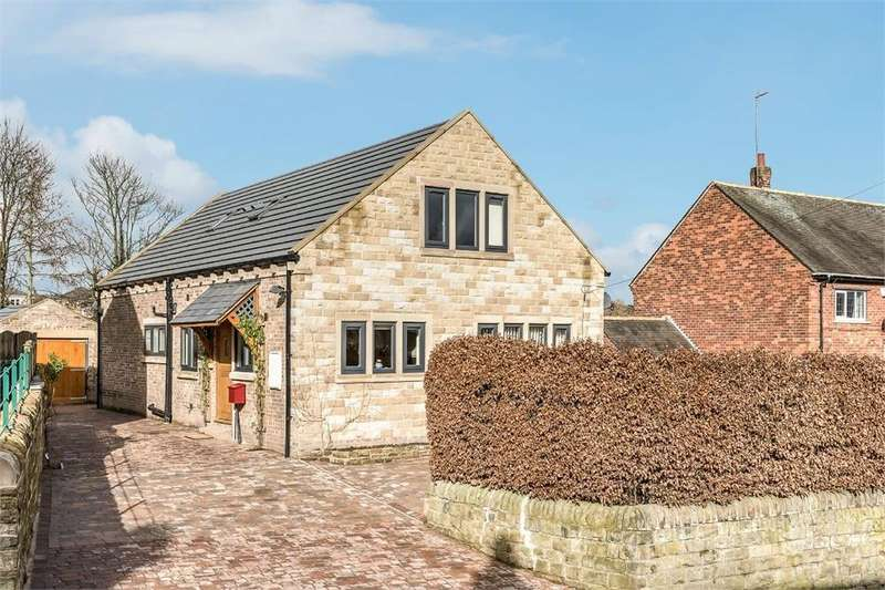 4 Bedrooms Detached House for sale in Moor Lane, GOMERSAL, West Yorkshire