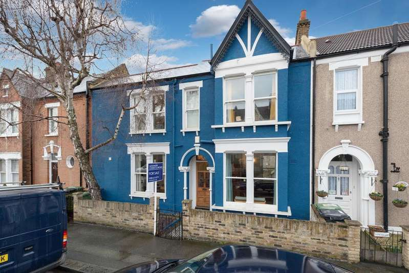 3 Bedrooms Terraced House for sale in Garthorne Road ,