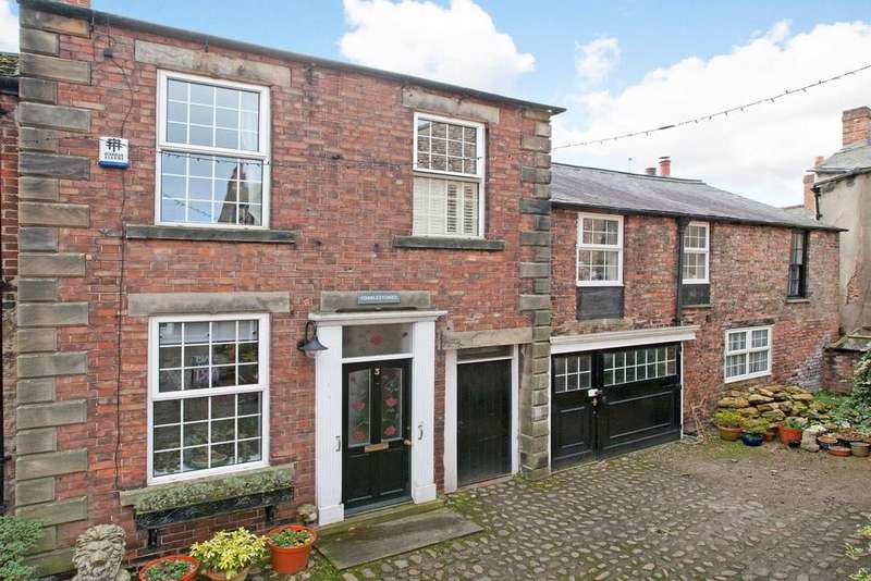 3 Bedrooms House for sale in Green Dragon Yard, Knaresborough