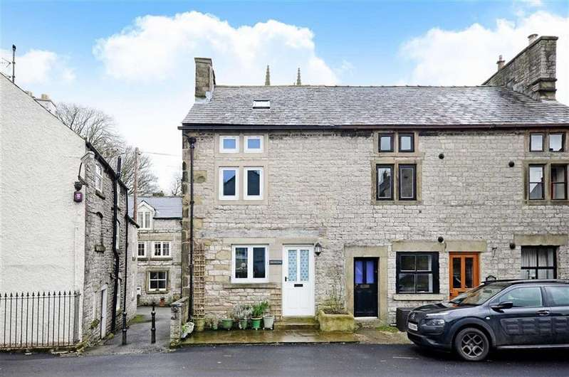 3 Bedrooms Cottage House for sale in Church End Cottage, High Street, Tideswell, Buxton, Derbyshire, SK17