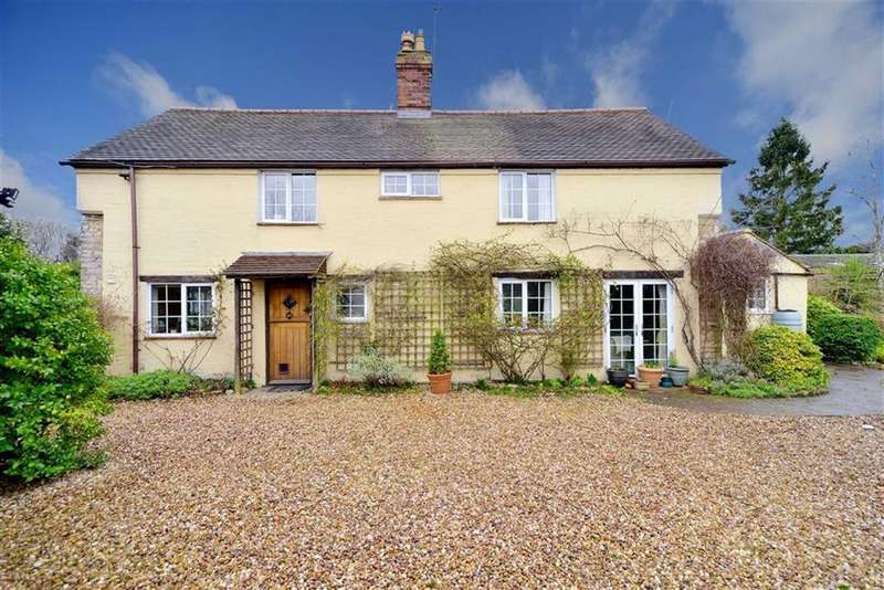 4 Bedrooms Cottage House for sale in Hall Lane, Harbury