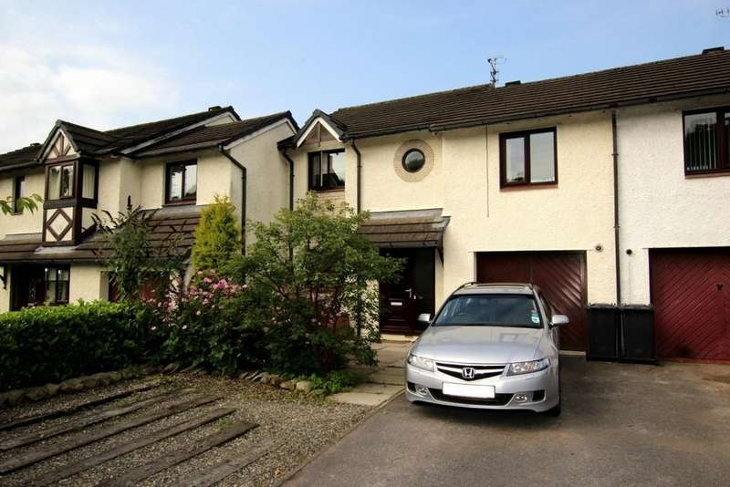 2 Bedrooms Terraced House for sale in 168 Valley Drive, Kendal